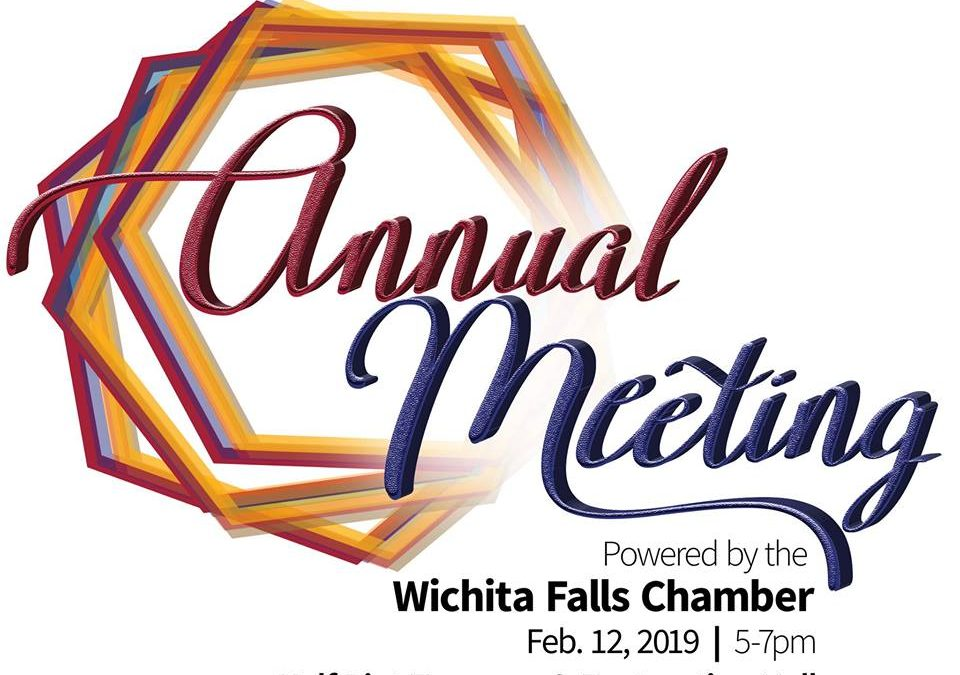 2019 Annual Meeting – Wichita Falls Chamber