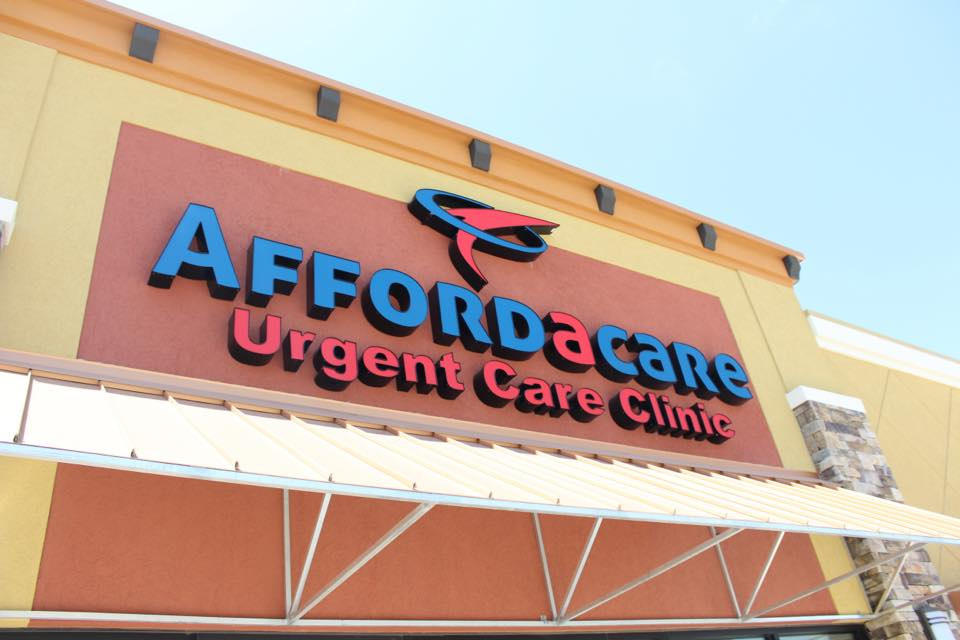 Affordacare Urgent Care Clinic | Wake Up Wichita Falls | 1/24/19