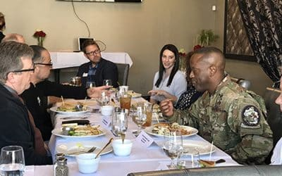 Meeting of the Minds – Manufacturer & Military Roundtables