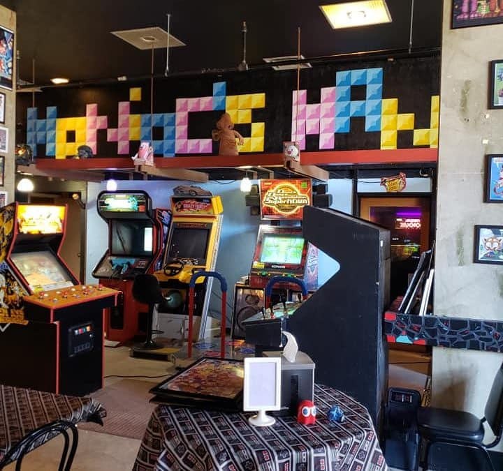 Ribbon Cutting & Grand Opening: TAG's Maniac's Mansion on 8th St. | Arcade