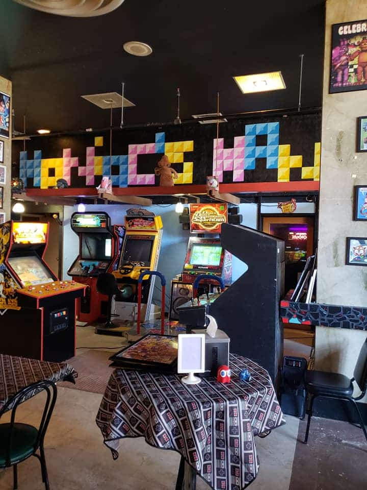 Maniac Mansion Arcade and Cereal Bar