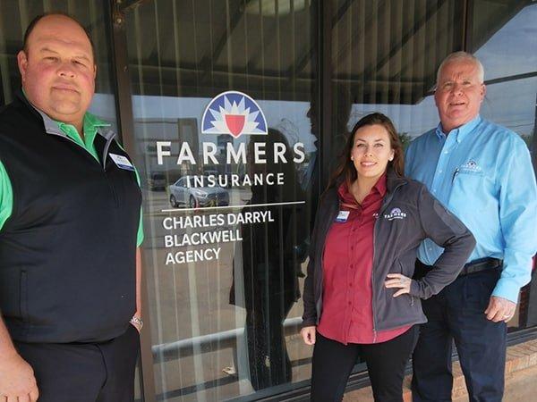 Farmer's Insurance Darryl Blackwell