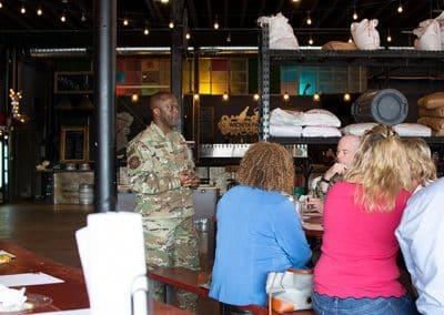 Commander_Speaks_Military_Roundtable