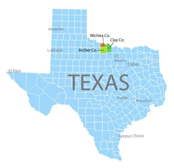 Wichita Falls Texas Map MAPS OF WICHITA FALLS   Wichita Falls Chamber