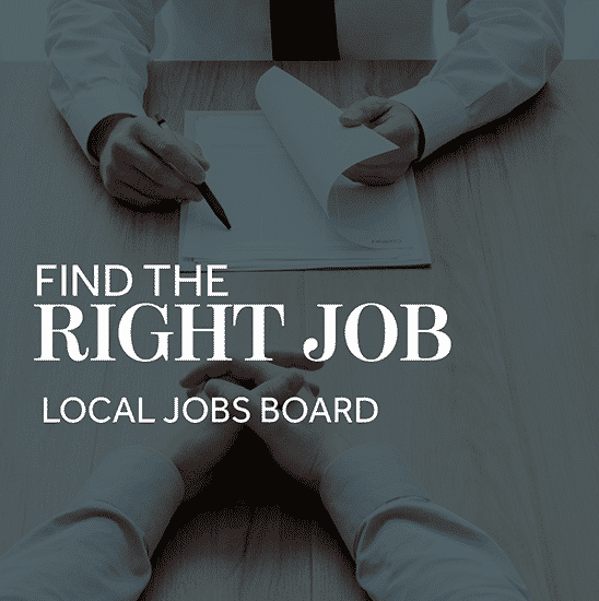 Find the right job