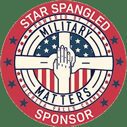 Star Spangled Sponsor