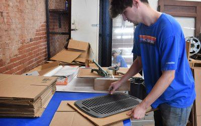 Burn Shop opens location in Downtown Wichita Falls