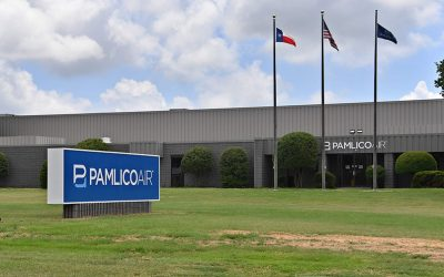 Wichita Falls Chamber wins CEDA award for Pamlico Air project