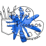 Pocket Picassos Logo