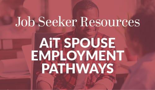 AiT Milspouse Employment Pathways