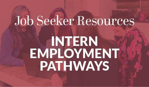 Intern Employment Pathways
