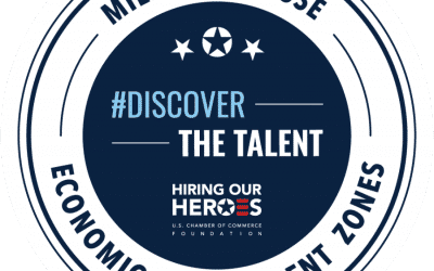 Wichita Falls Chamber joins Hiring Our Heroes #DiscoverTheTalent